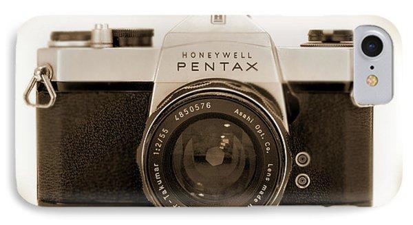 Pentax Spotmatic IIa Camera Phone Case by Mike McGlothlen
