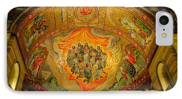 Pentecost IPhone Case by Cindy Croal