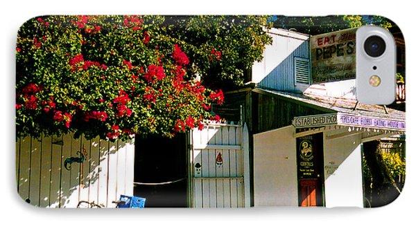 Pepes In Key West Florida Phone Case by Susanne Van Hulst