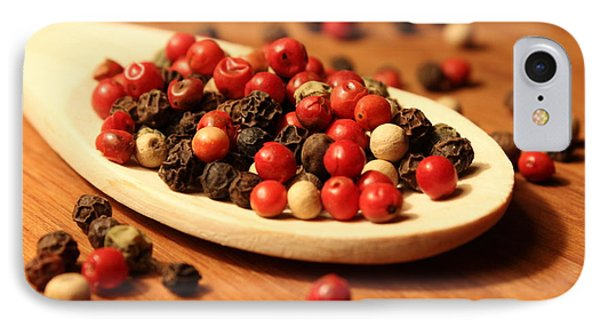 Peppercorns IPhone Case by Joseph Skompski