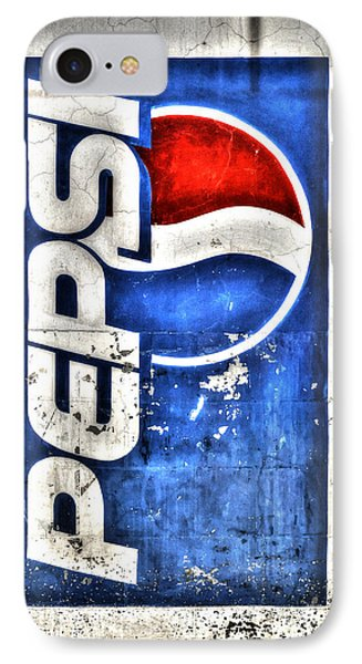 Pepsi Ala Puebla IPhone Case by Craig T Burgwardt