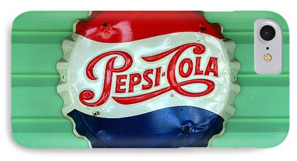 Pepsi Cap Phone Case by David Lee Thompson