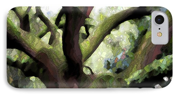 Perfect Climbing Tree  Phone Case by Carol Groenen