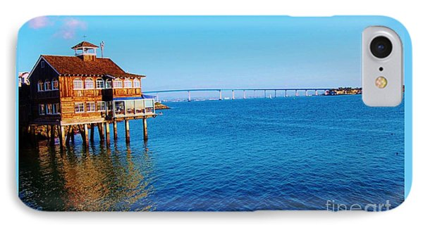 IPhone Case featuring the photograph Perfect Day In San Diego by Jasna Gopic