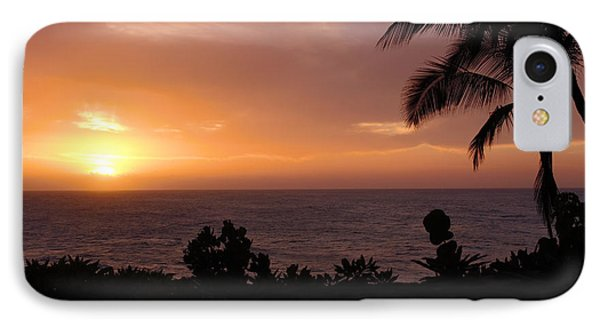 Perfect End To A Day IPhone Case by Suzanne Luft