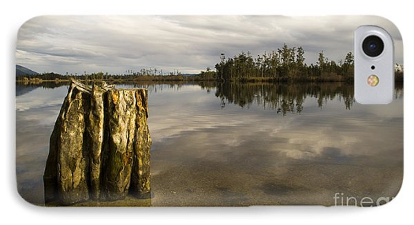 Perfect Lake Phone Case by Tim Hester