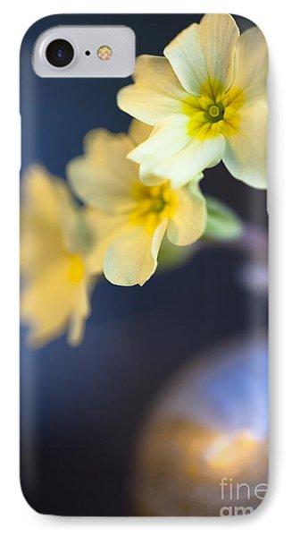 Perfect Primrose IPhone Case by Jan Bickerton