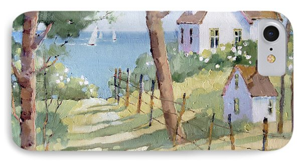 Perfectly Peaceful Nantucket IPhone Case by Joyce Hicks