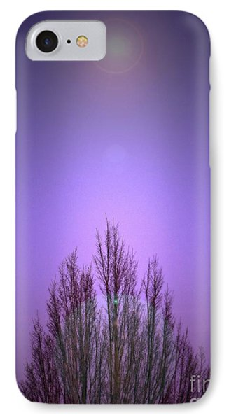 IPhone Case featuring the photograph Perfectly Purple by Chris Anderson