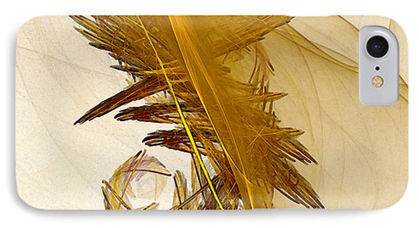 Performance Abstract Art IPhone Case