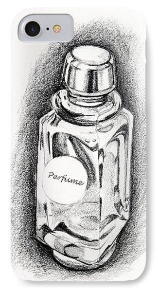 Perfume Bottle IPhone Case by Vizual Studio