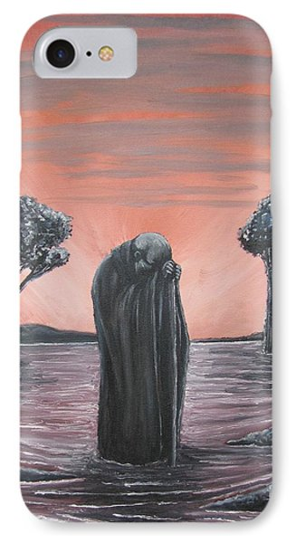 Perils Of Perdition IPhone Case by Michael  TMAD Finney