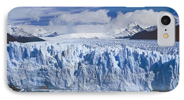 Perito Moreno Glacier Argentina Phone Case by Rudi Prott