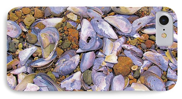 Periwinkles Muscles And Clams IPhone Case