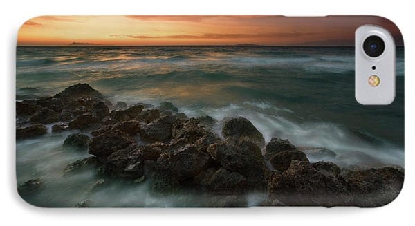 Shore iPhone 7 Case - Peroulades... by Krzysztof Browko