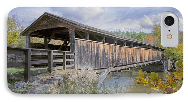 Perrine's Covered Bridge IPhone Case