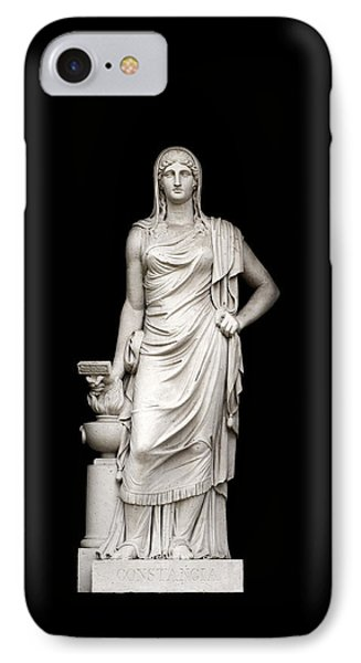 IPhone Case featuring the photograph Perseverance by Fabrizio Troiani