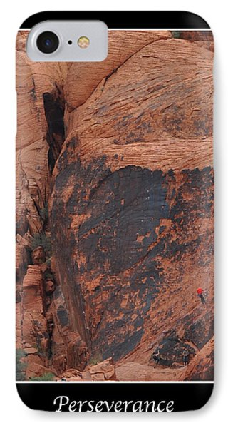 Perseverance IPhone Case by Kirt Tisdale