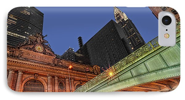 Pershing Square IPhone Case by Susan Candelario