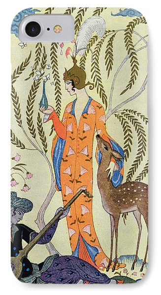 Persia IPhone Case by Georges Barbier