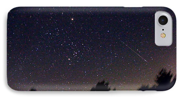 Persied Meteor 2007 IPhone Case by John Chumack