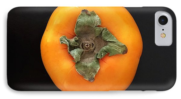 Persimmon IPhone Case by Julie Gebhardt
