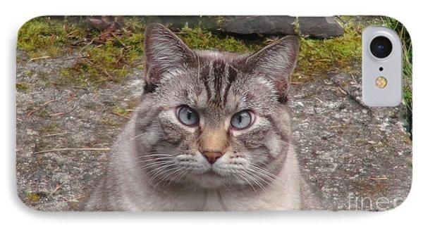 Pet Portrait - Lily Two IPhone Case
