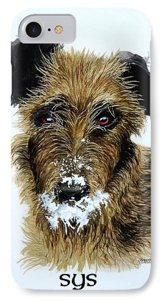 Pet Portraits Now Available IPhone Case