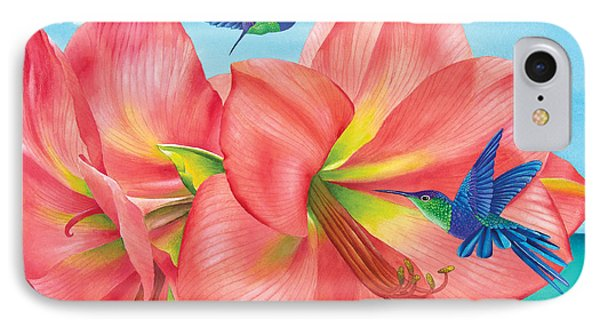 Petal Passion Phone Case by Carolyn Steele