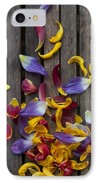 Petals Abstract Phone Case by Svetlana Sewell