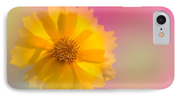 Petals Of Sunshine IPhone Case