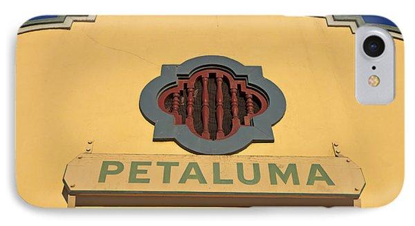 Petaluma IPhone Case by Jason O Watson