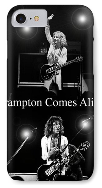 Peter Frampton Live IPhone Case