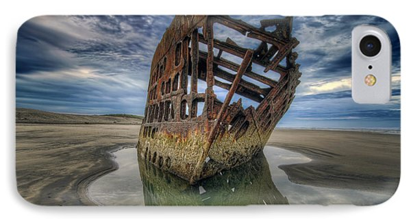 Peter Iredale At Dawn IPhone Case