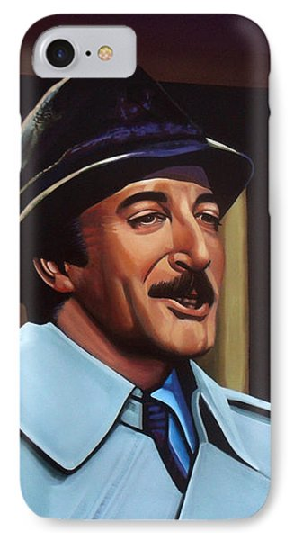 Peter Sellers As Inspector Clouseau  IPhone Case