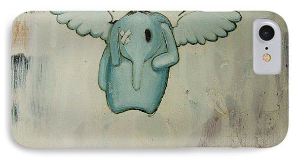 Pete's Angel IPhone Case by Konrad Geel