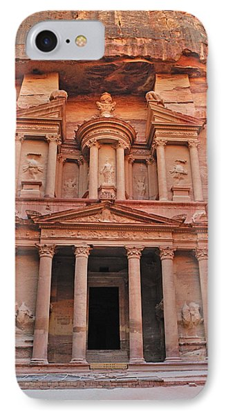 Petra Treasury IPhone Case by Tony Beck