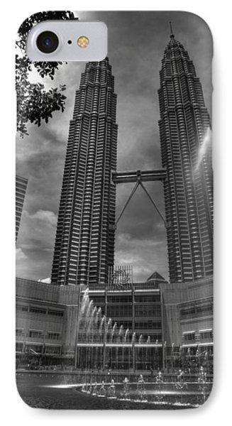 Petronas Tower Phone Case by Mario Legaspi