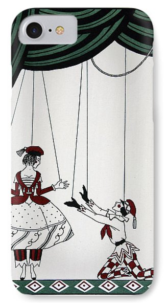 Petroushka IPhone Case by Georges Barbier