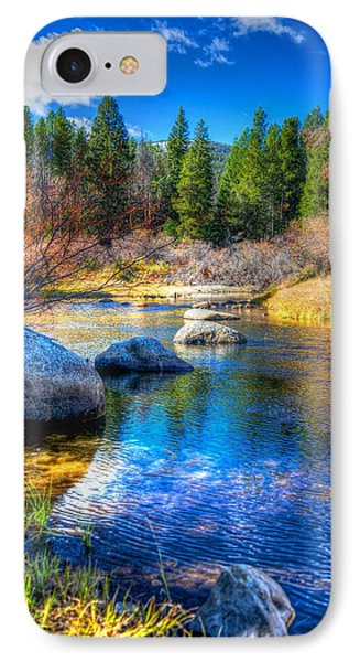 Pettengill Creek IPhone Case by Kevin Bone