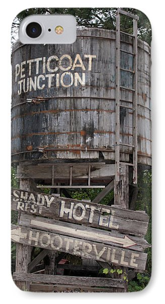Petticoat Junction Phone Case by Kristin Elmquist