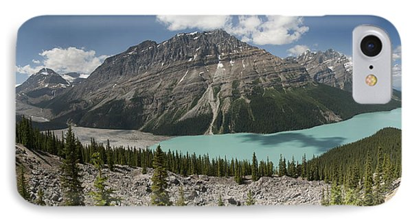 Peyto Panorama IPhone Case