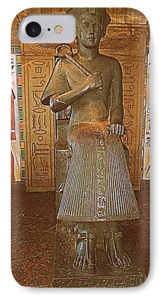 Pharaoh God 1 IPhone Case
