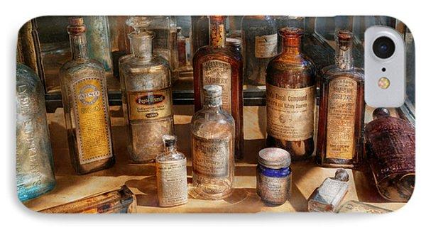 Pharmacist - Digestable Phone Case by Mike Savad