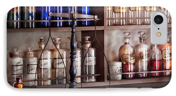 Pharmacy - Apothecarius  Phone Case by Mike Savad
