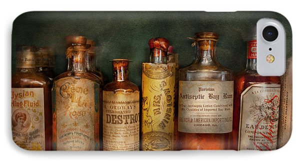Pharmacy - Daily Remedies  Phone Case by Mike Savad