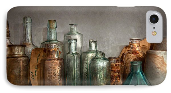 Pharmacy - Doctor I Need A Refill  Phone Case by Mike Savad