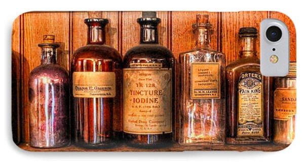 Pharmacy - Medicine Bottles II IPhone Case