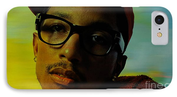 Pharrell Williams IPhone Case