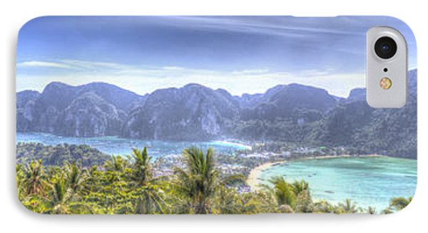 Phi Phi Island IPhone Case by Alex Dudley